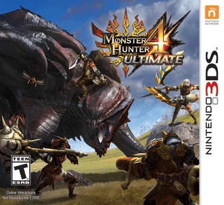 Monster Hunter 4 Ultimate - Citra