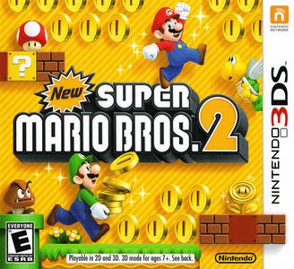 New Super Mario Bros  2 - Citra