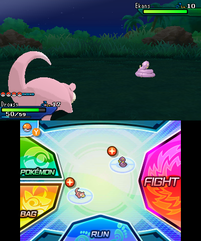 pokemon ultra moon citra emulator